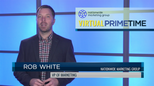 VP Marketing Rob White