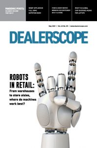 Dealerscope DigiMag Cover May 2021