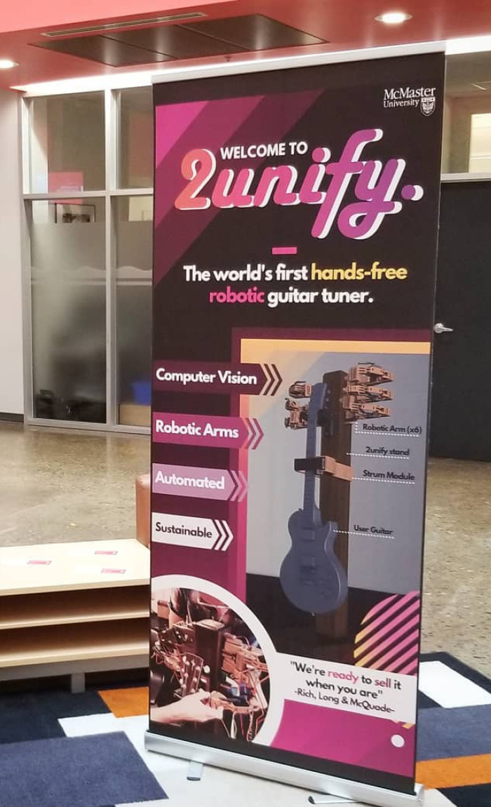 2unify Guitar Tuner