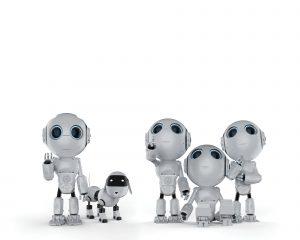 Robots In Retail